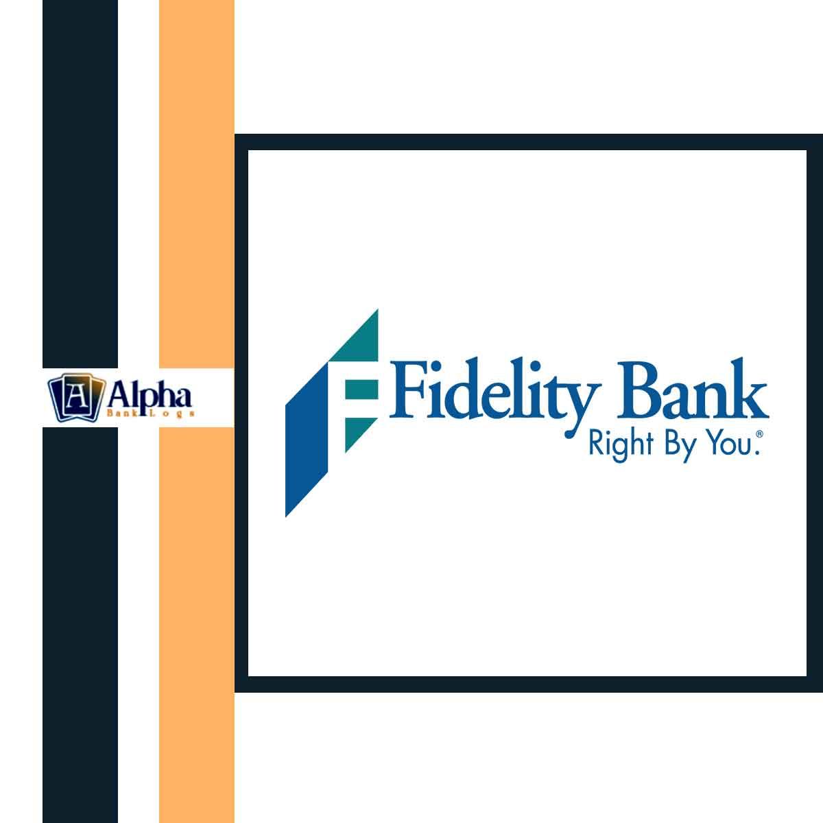FIDELITY BANK ACCOUNT.